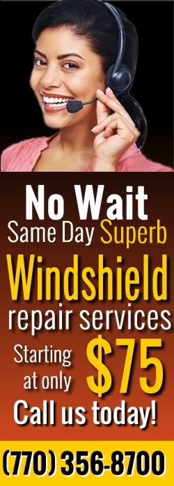 Windshield Repair Start At $75
